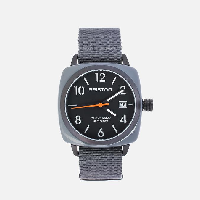 Briston HMS Watch Grey