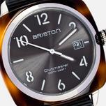 Наручные часы Briston HMS Grey/Brown фото- 2