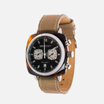 Briston Sport Chrono Day-Date Watch Brown photo- 1