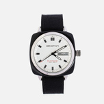 Briston Sport HMS Day-Date Watch Black/Steel photo- 0