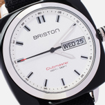 Briston Sport HMS Day-Date Watch Black/Steel photo- 2