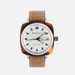Наручные часы Briston Sport HMS Day-Date Brown/White фото- 0