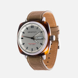 Наручные часы Briston Sport HMS Day-Date Brown/White фото- 1