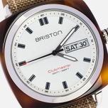 Наручные часы Briston Sport HMS Day-Date Brown/White фото- 2