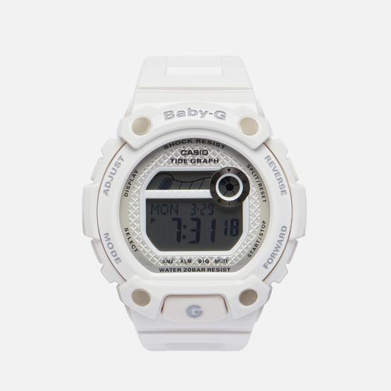 Наручные часы CASIO Baby-G BLX-100-7ER White/Silver