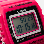 Наручные часы CASIO Collection W-215H-4AVEF Pink фото- 2