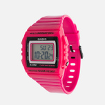 Наручные часы CASIO Collection W-215H-4AVEF Pink фото- 1