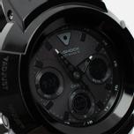 CASIO G-SHOCK AWG-M510BB-1A Watch Black photo- 2