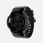 CASIO G-SHOCK AWG-M510BB-1A Watch Black photo- 1