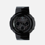 CASIO G-SHOCK AWG-M510BB-1A Watch Black photo- 0