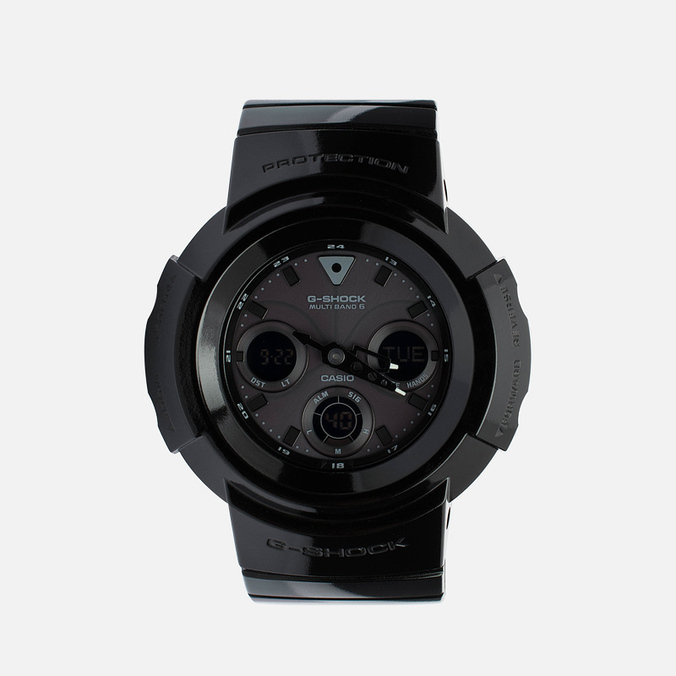 Наручные часы Casio G-SHOCK AWG-M510BB-1A Black
