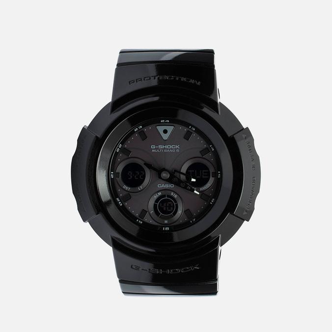 CASIO G-SHOCK AWG-M510BB-1A Watch Black