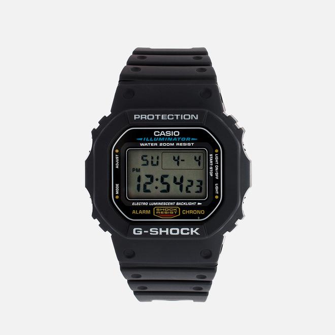 Наручные часы CASIO G-SHOCK DW-5600E-1VER Black