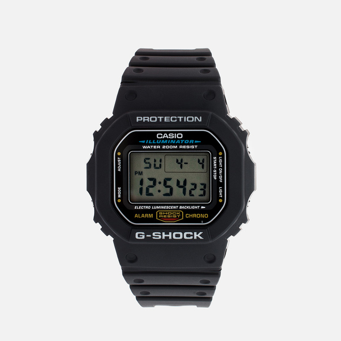 Наручные часы CASIO G-SHOCK DW-5600E-1VER Black