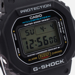 Наручные часы CASIO G-SHOCK DW-5600E-1VER Black фото- 2