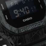 CASIO G-SHOCK DW-5600SL-1E Watch Black photo- 3