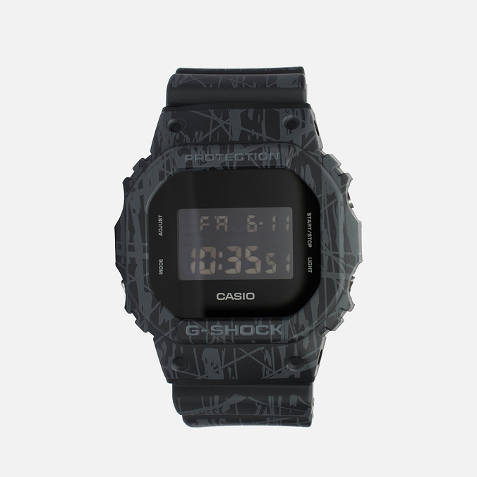 Наручные часы Casio G-SHOCK DW-5600SL-1E Black