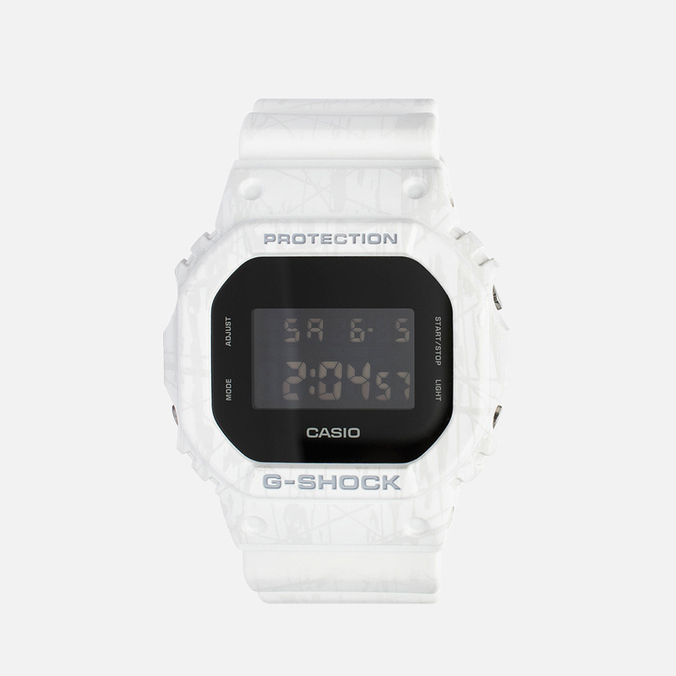 Casio G-SHOCK DW-5600SL-7E Watch White