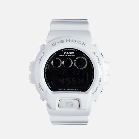 Наручные часы Casio G-SHOCK DW-6900NB-7ER White