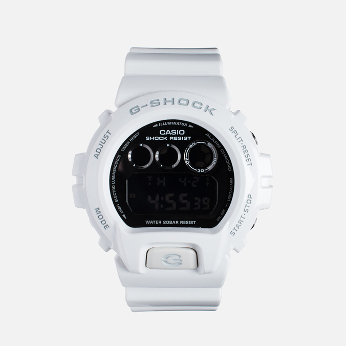 CASIO G-SHOCK DW-6900NB-7ER Watch White