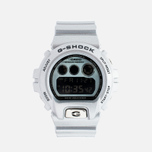 Наручные часы CASIO G-SHOCK DW-6930BS-8ER 30th Anniversary Silver фото- 0