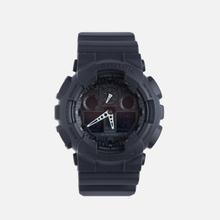 Наручные часы CASIO G-SHOCK GA-100-1A1ER Black фото- 0