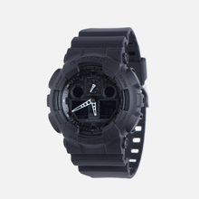 Наручные часы CASIO G-SHOCK GA-100-1A1ER Black фото- 1