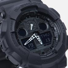 Наручные часы CASIO G-SHOCK GA-100-1A1ER Black фото- 2