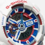 Наручные часы CASIO G-SHOCK GA-110TR-7A White/Blue/Red фото- 2