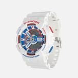 Наручные часы CASIO G-SHOCK GA-110TR-7A White/Blue/Red фото- 1