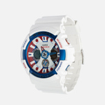 Наручные часы Casio G-SHOCK GA-201TR-7A White/Blue/Red фото- 1