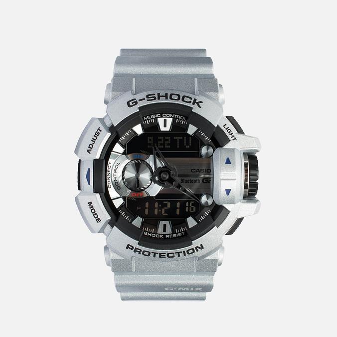 Наручные часы Casio G-SHOCK GBA-400-8B Silver