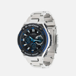 Наручные часы CASIO G-SHOCK GST-W100D-1A2ER Steel/Black/Blue фото- 1