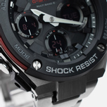 Наручные часы CASIO G-SHOCK GST-W100D-1A4ER Steel/Black/Red фото- 3