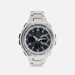 Наручные часы CASIO G-SHOCK GST-W110D-1AER Steel/Black фото- 0