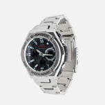 Наручные часы CASIO G-SHOCK GST-W110D-1AER Steel/Black фото- 1