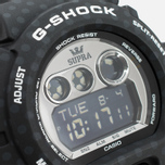 Наручные часы CASIO G-SHOCK x SUPRA GD-X6900SP-1ER Connect The Dots Black фото- 2