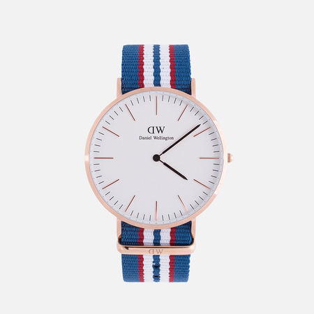 Daniel Wellington Classic Watch Belfast Rose