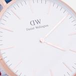 Наручные часы Daniel Wellington Classic Belfast Rose фото- 2