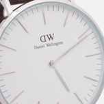 Наручные часы Daniel Wellington Classic Bristol Silver фото- 2