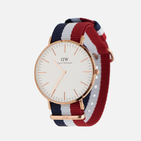 Daniel Wellington Classic Watch Cambridge Rose