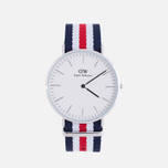 Daniel Wellington Classic Watch Canterbury Silver photo- 0