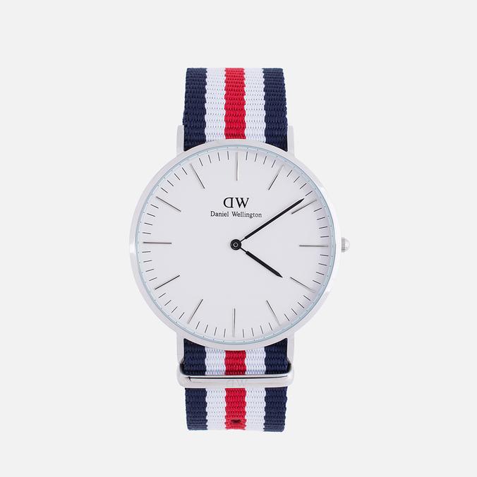 Наручные часы Daniel Wellington Classic Canterbury Silver