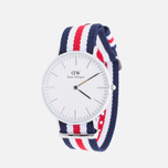 Daniel Wellington Classic Watch Canterbury Silver photo- 1
