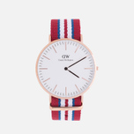 Наручные часы Daniel Wellington Classic Exeter Rose Gold фото- 0