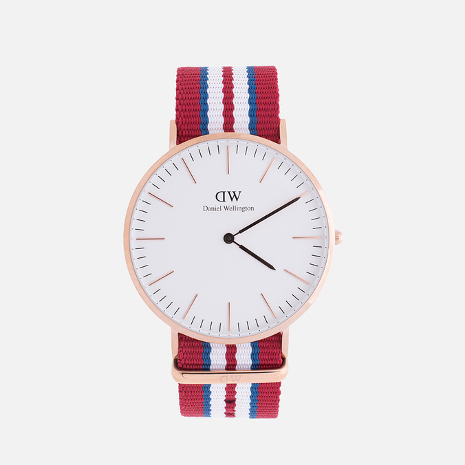 Наручные часы Daniel Wellington Classic Exeter Rose Gold