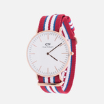 Наручные часы Daniel Wellington Classic Exeter Rose Gold фото- 1