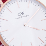 Наручные часы Daniel Wellington Classic Exeter Rose Gold фото- 2