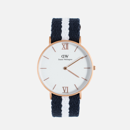 Daniel Wellington Grace Glasgow Watch Rose Gold