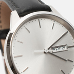 Наручные часы Uniform Wares C40 Brushed Steel/Black Nappa Leather фото- 2
